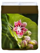 Berry Blossom Duvet Cover
