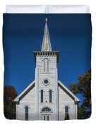 Bethesda Lutheran Church Duvet Cover