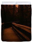 Black Bayou 2 Duvet Cover