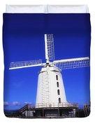 Blennerville Windmill, Tralee, Co Duvet Cover