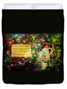 Bloom Home Duvet Cover