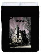 Boo Duvet Cover