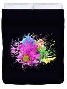 Boom Bloom Duvet Cover