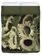 Bouquet Duvet Cover