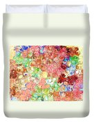 Bright Reflections Duvet Cover