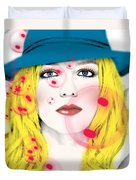 Britney Spears Duvet Cover