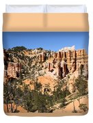 Bryce Canyon Amphitheater Duvet Cover