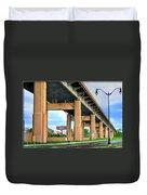 Buffalo Skyway Duvet Cover