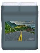 Cabot Trail Duvet Cover