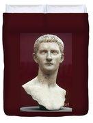 Caligula (12-41 A.d.) Duvet Cover