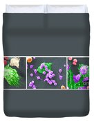 Cancer Cell Death Sequence, Sem Duvet Cover