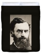 Carl Schurz (1829-1906) Duvet Cover