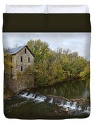 Cedar Point Mill Duvet Cover