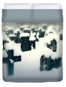 Cemetery Duvet Cover