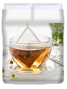 Chamomile Tea Duvet Cover