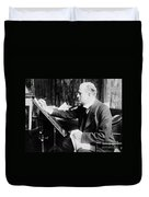 Charles Gibson (1867-1944) Duvet Cover