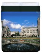 Christ Church Cathedral, Synod Hall Duvet Cover