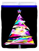Christmas Tree Design Duvet Cover