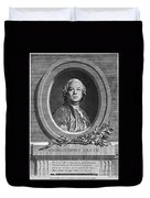 Christoph Willibald Gluck Duvet Cover