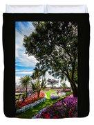 Clacton Pleasure Garden Duvet Cover