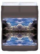 Cloud's Illusions Duvet Cover