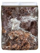 Coffee Grounds 2 Duvet Cover