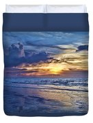 Color Of Light Duvet Cover