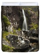 Connor Pass, Dingle Peninsula, County Duvet Cover