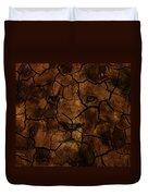 Cracks Of A King Duvet Cover