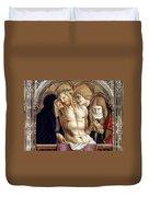 Crivelli: Pieta Duvet Cover