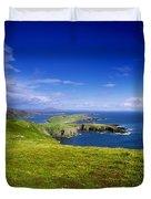 Crookhaven, Co Cork, Ireland Most Duvet Cover