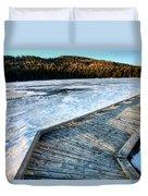Cypress Hills Alberta Duvet Cover