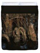 Cypress Knee Monster Duvet Cover