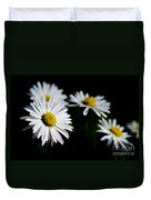 Daisy Flowers Duvet Cover