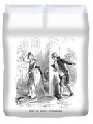 Dolley Madison (1768-1849) Duvet Cover