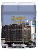 Domino Sugars Duvet Cover
