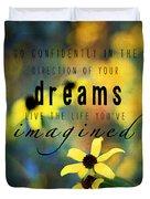 Dreams Duvet Cover