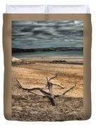 Driftwood 2 Duvet Cover