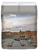 Dubrovnik View 5 Duvet Cover