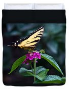 Eastern Tiger Swallowtail 3 Duvet Cover