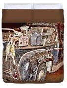 Eddie Bauer Bug Tussle Pick Up Duvet Cover