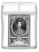 Edward Vi (1537-1553) Duvet Cover