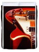 Electric Guitar I Duvet Cover