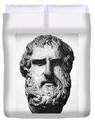 Euripides Duvet Cover