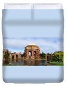 Exploratorium San Francisco Duvet Cover