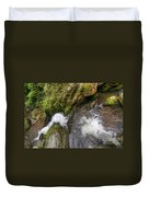Fall Of Water Duvet Cover
