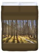 Fall On The Mountain  Duvet Cover