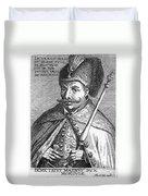 False Dmitry I (1581-1606) Duvet Cover