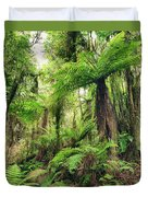 Fern Tree Duvet Cover by MotHaiBaPhoto Prints