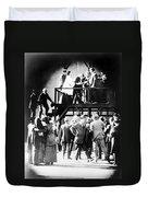 Film: Intolerance, 1916 Duvet Cover